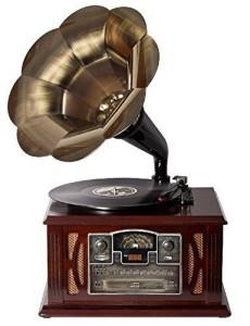 Nostalgie Grammophon