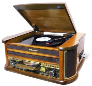 Ricatech Grammophon mit USB