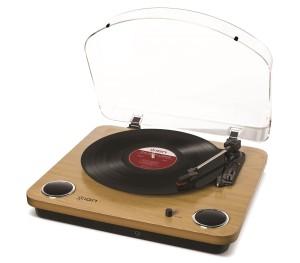 USB Schallplattenspieler mit Lautsprecher