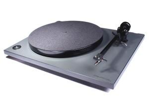 Rega RP 1 Cool Grey Plattenspieler für höchstes Klangerlebnis