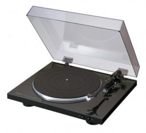 Denon DP-300 F Vollautomatischer Plattenspieler