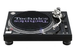 Technics SL 1210 M5G Schallplattenspieler