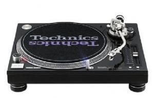 Technics Sl 1210 M5G Plattenspieler schwarz -