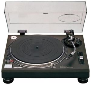 Technics  1210 mk2 Platennspieler