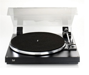 Dual CS 420 Midi Format Plattenspieler -