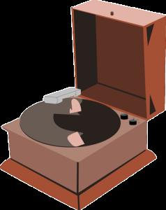Roadstar HIF 1899TUMPK USB Plattenspieler
