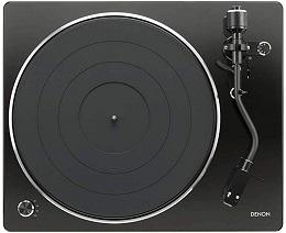 Denon DP450USBBKEM Plattenspieler
