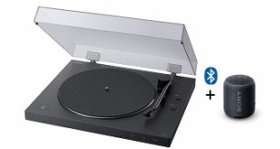 Sony PS-LX310BT Bluetooth Plattenspieler